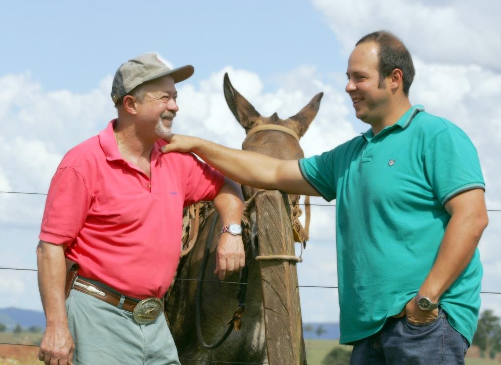 A vida no campo e o contínuo trabalho de seleção que atravessa gerações