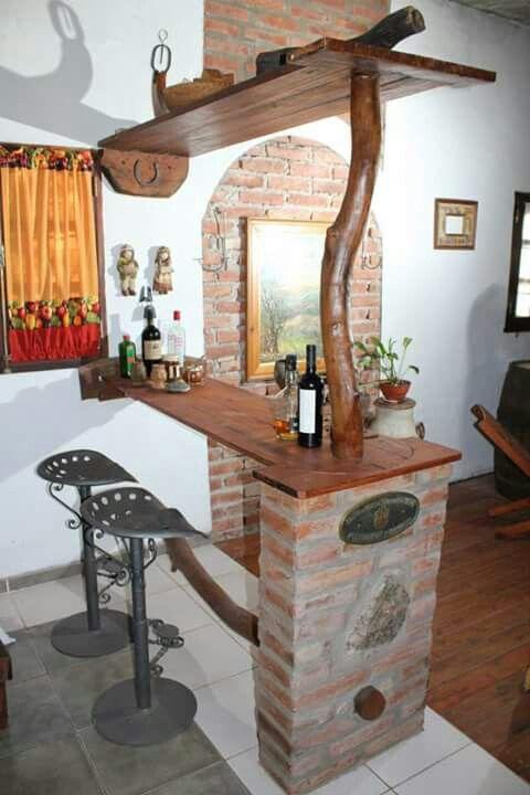 Emejing Mueble Cocina Rustico Photos - Casas: Ideas, imágenes y ...