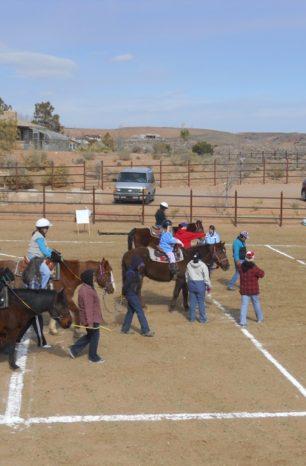 É possível bater uma bolinha com nossos fiéis companheiros: os cavalos