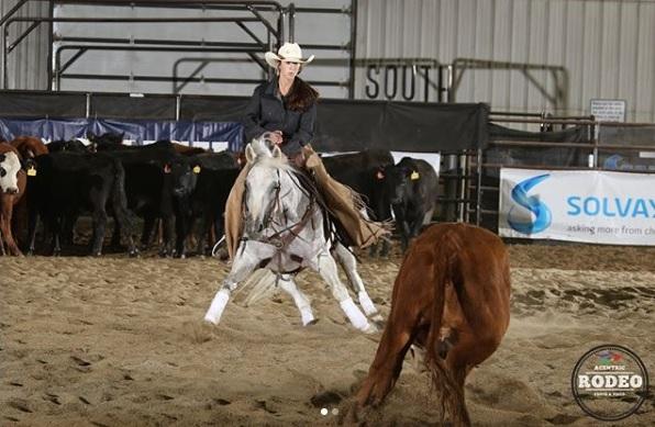 Rock Springs Sediou A National High School Finals Rodeo