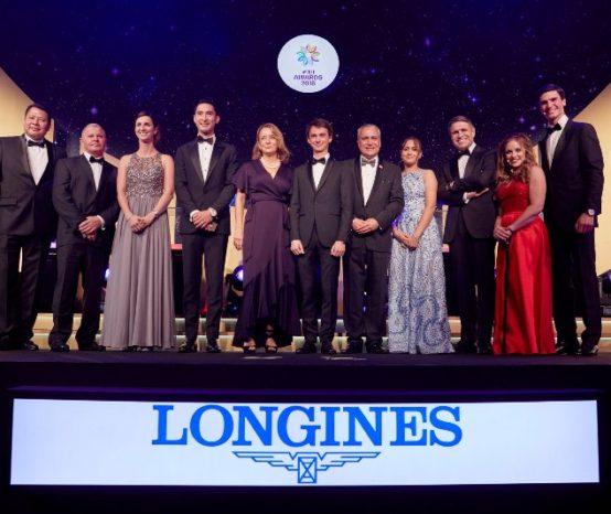 Festa de gala no Bahrain premiou os melhores do ano da FEI