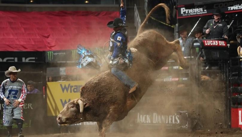 Iron Cowboy da PBR