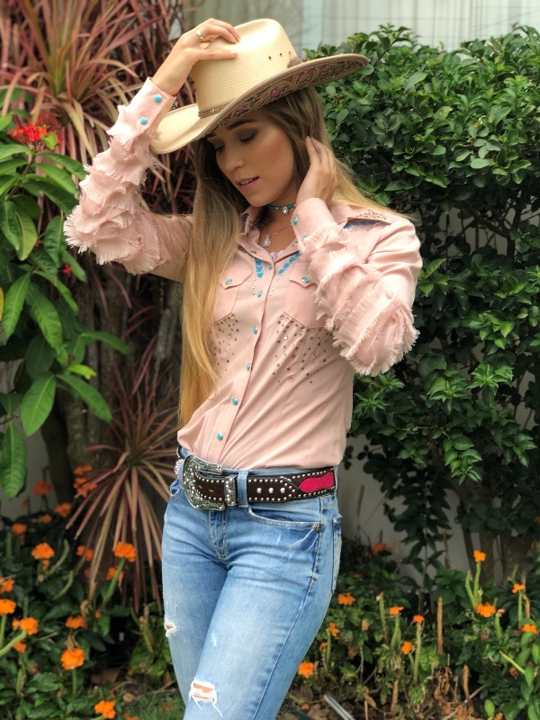 Looks favoritos de algumas cowgirls