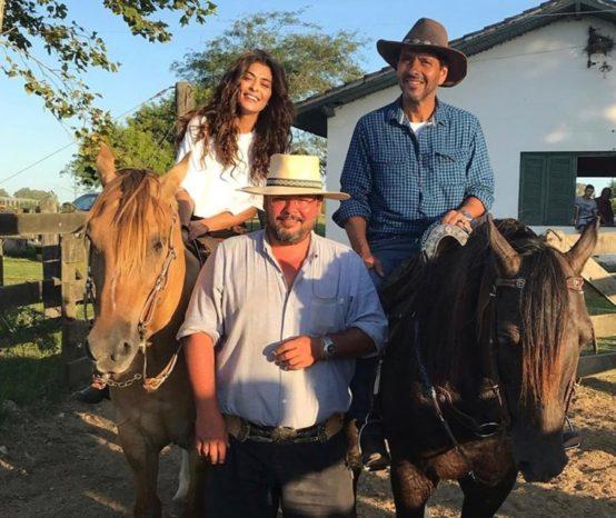 Nova novela das nove tem novamente o cavalo Crioulo na telinha