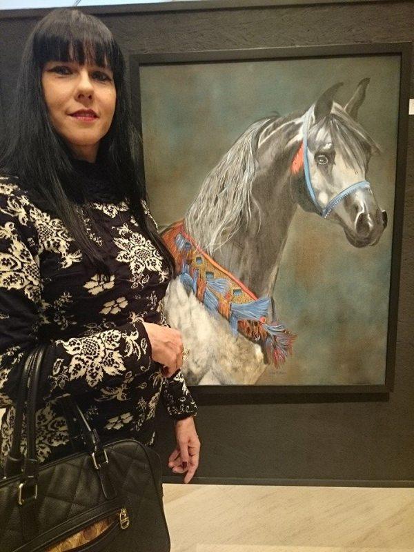 Paixão por cavalos