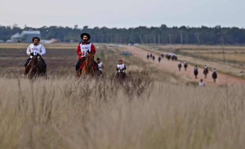 Marcha da Resistência do Cavalo Crioulo