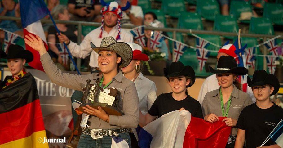 Jogos Mundiais da Juventude do Paint Horse
