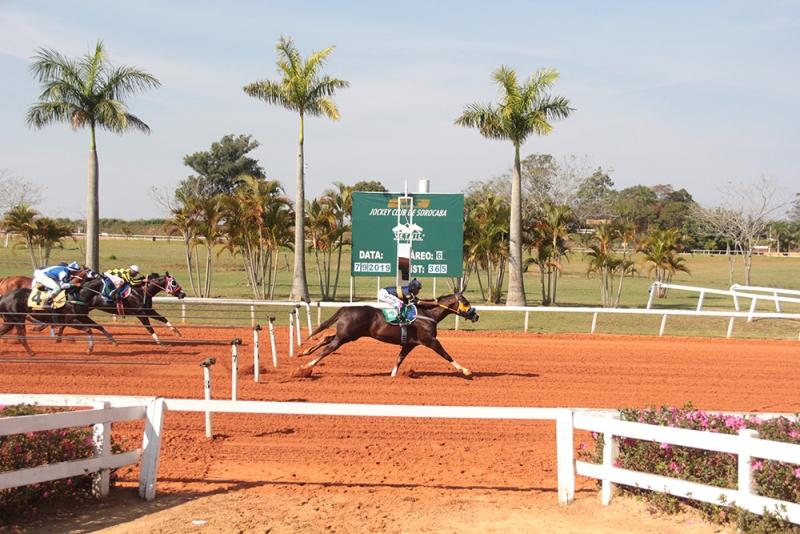 Brasilia Toll venceu a II Tríplice. Com a vitória de Crazzy To Fly na I Tríplice - dois cavalos diferentes - em 2019 não teremos um tríplice coroado