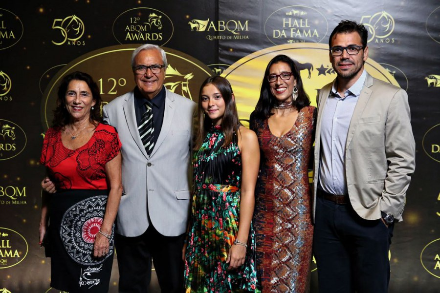 Familia Tolentino - Márcio entrou para Hall da Fama e foi premiado como Melhor Criador