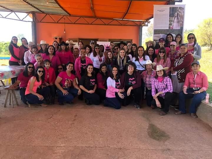 55 mulheres de Botucatu e região participaram do evento