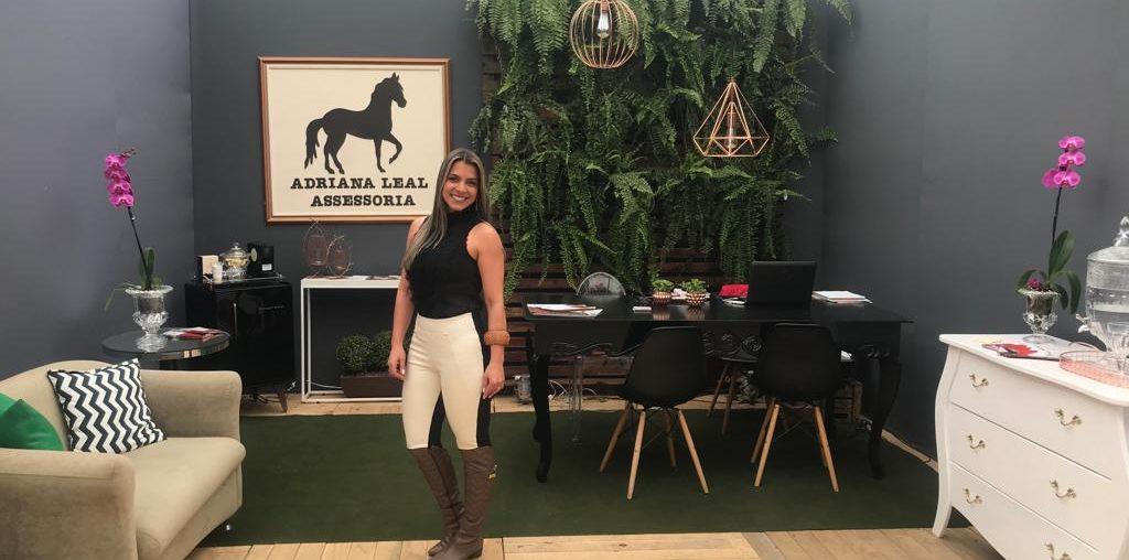 Adriana Leal fala sobre o trabalho de assessoria equina