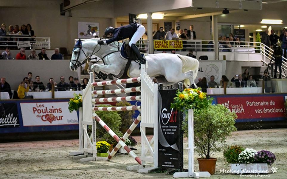 Pedro Muylaert destaque em prova show seis barras na França