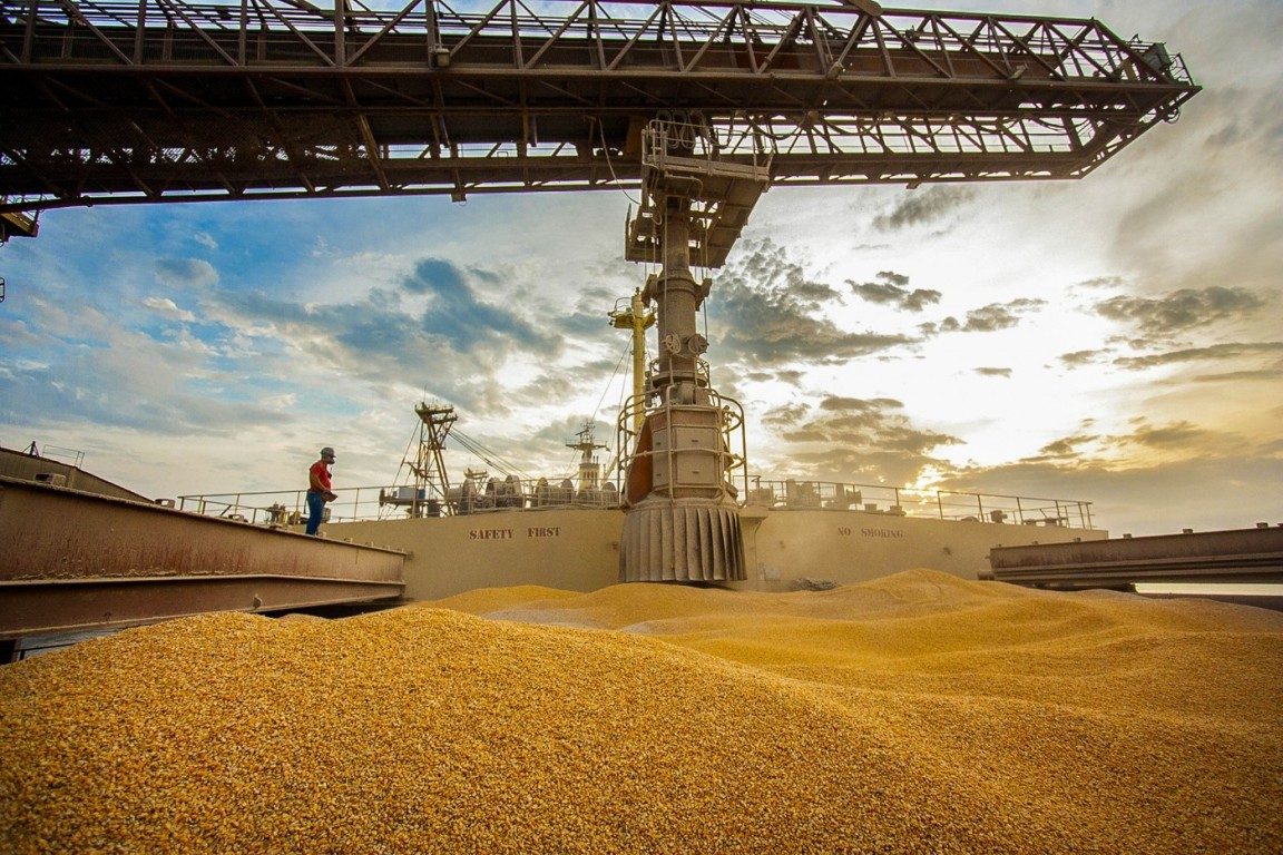 Exportações do agronegócio são recordes, mas faturamento cai