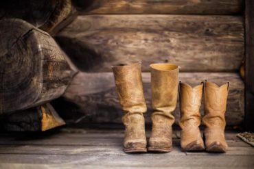 Dica: mistura caseira para limpar traia e botas