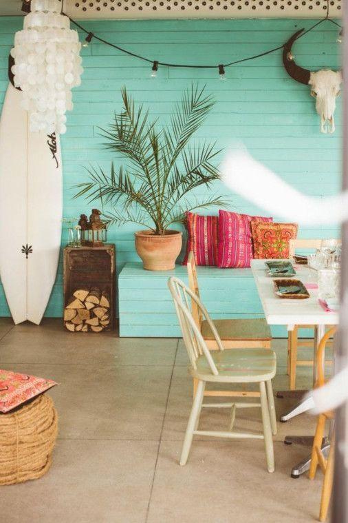 Inspiração para a sua casa de praia perfeita!