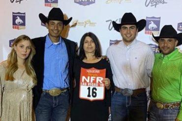 NFR 2019 Junior Nogueira começa disputa pelo título no Team Roping