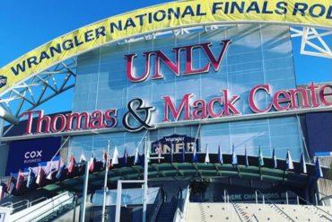 National Finals Rodeo conclui round 2 e Junior Nogueira pontua