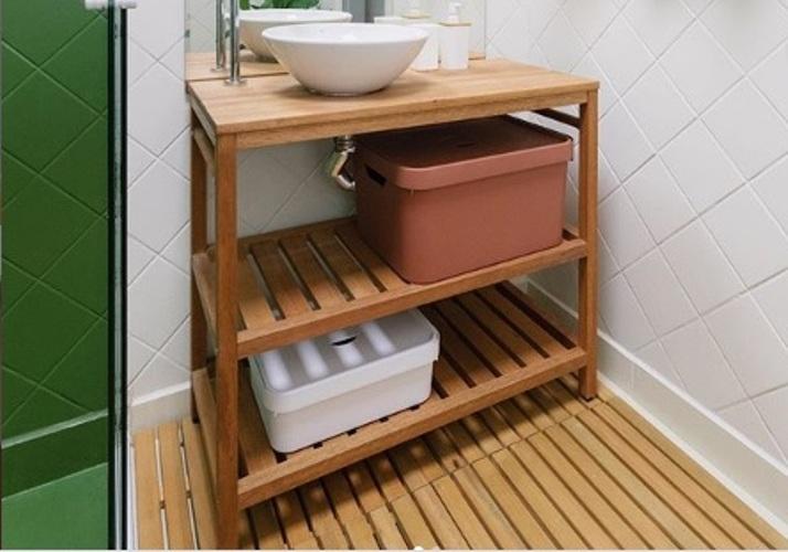 Deck de madeira pode ser uma solução prática