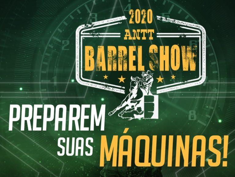Inédito, ANTT Barrel Show abre calendário 2020