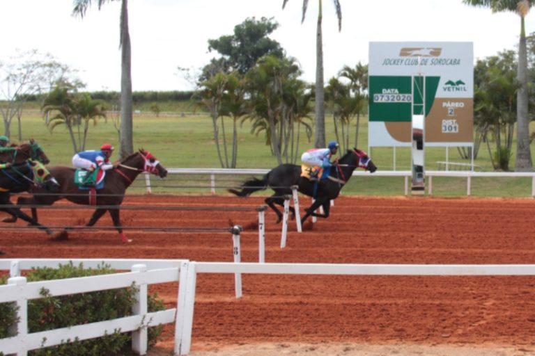 Classificatórias abrem temporada do Jockey Club de Sorocaba