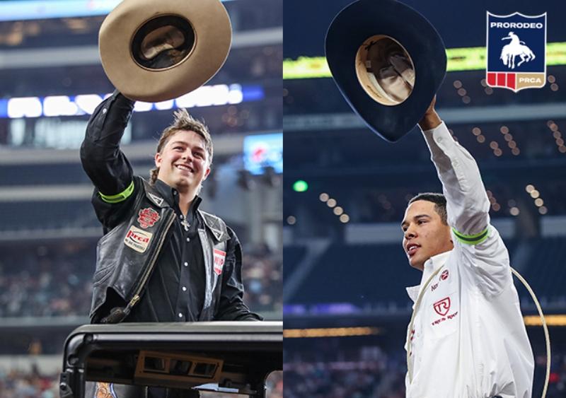 João Ricardo Vieira vence The American empatado com Sage Kimzey