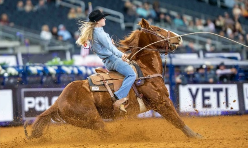 Jr American Rodeo tem campeões consagrados em Arlington