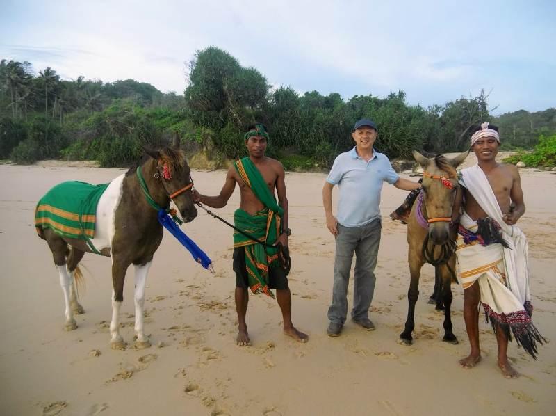 Os encantos da Sandal Island – Indonésia