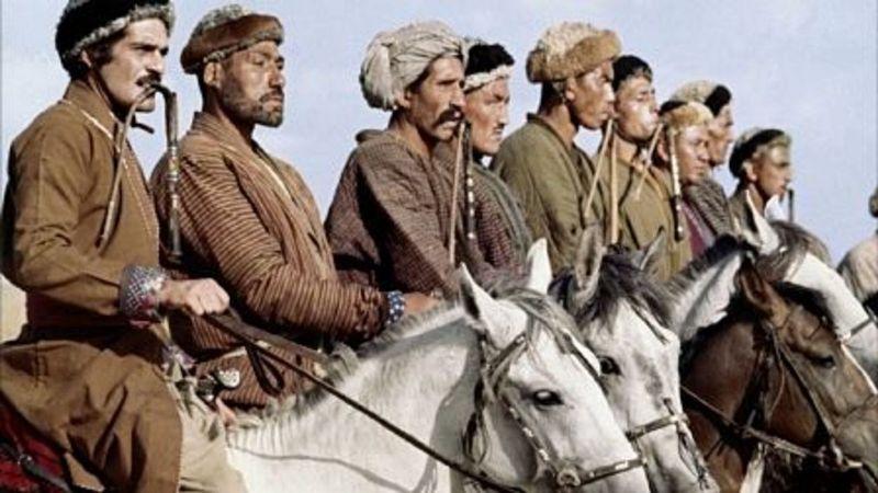 The Horseman - Os Cavaleiros do Buzkashi