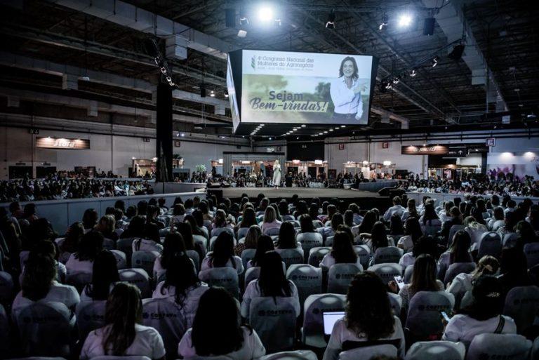 Edição comemorativa do CNMA espera reunir 2.100 mulheres Evento completará cinco anos e acontece na capital do Estado de São Paulo
