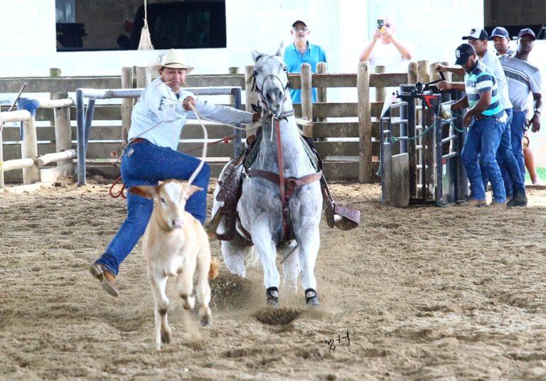 """Ademir Daniel de Oliveira tem 'estrada' no Laço Individual """"Poder treinar cavalos até o fim da vida"""" Ademir Daniel de Oliveira, 46 anos, iniciou no meio equestre por um acaso do destino. """""""