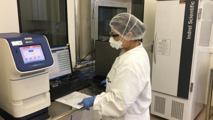 Laboratório da Embrapa no MS começa a fazer testes de coronavírus Estrutura contará com oito profissionais e terá capacidade de realizar cerca de 100 testes por dia