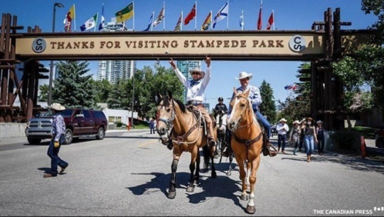 """Filipe Leite, o Cavaleiro das Américas: """"um sonho realizado""""! Brasileiro completou 25 mil quilômetros a cavalo 'fechando' as Américas ao pisar em Calgary na última sexta, 3"""