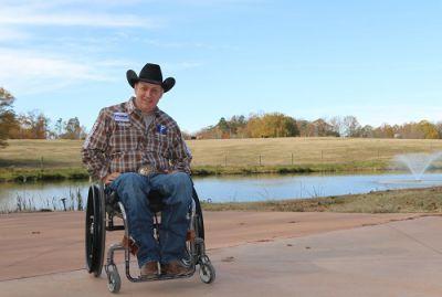 Com uma história de superação fantástica, Jerome Davis é um dos fundadores da PBR e ficou tetraplégico quando liderava o mundial no auge da carreira