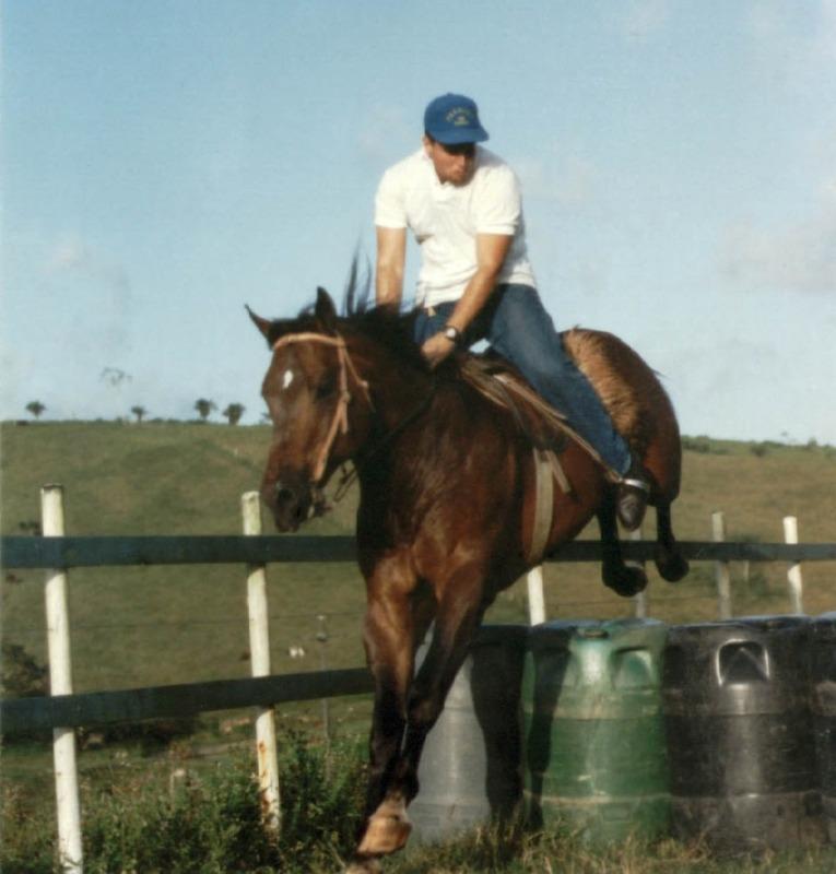 Titular do Haras Kassunguê, em Sergipe, o criador José Milton mantém seus cavalos bem próximo à 'meca' do Quarto de Milha no Nordeste