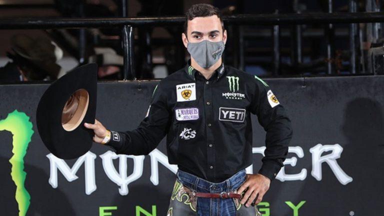José Vitor Leme vence etapa da PBR Touring Pro Brasileiro busca manter-se em forma, pontuando e firmando sua liderança no mundial de montaria em touros da PBR