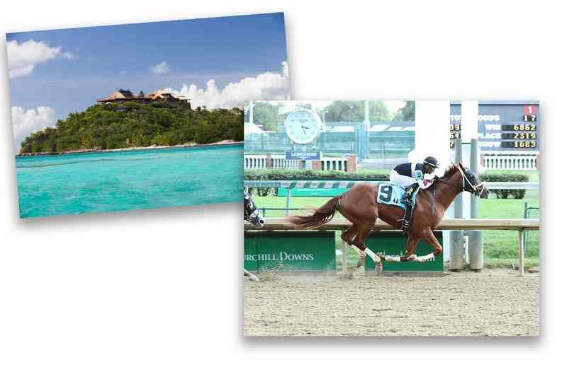 Inspiração para os nomes dos cavalos do Kentucky Derby 2020. As referências são as mais diversas, de esportes a pinturas e musica