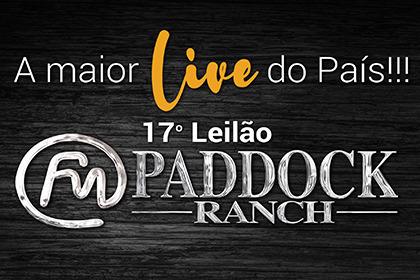 17º Leilão Paddock  Ranch