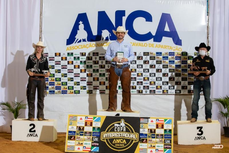 Juninho Araújo conquistou seu 16° título de Potro do Futuro da carreira; campeões Nacionais ANCA e da Copa Interestadual foram conhecidos
