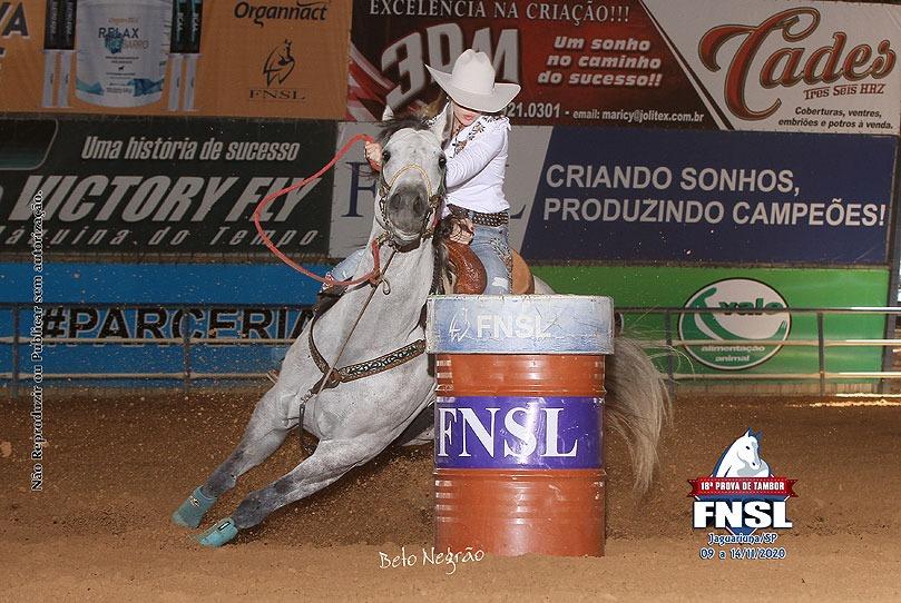 Mais de 3 mil inscritos na 18ª Prova de Tambor FNSL, realizada em Jaguariúna/SP, na seda da Fazenda Nossa Senhora de Lourdes, de 10 a 14/11