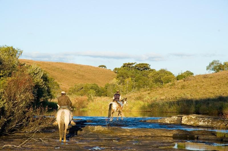 Paulo Junqueira conta em sua primeira coluna de 2021 sobre um destino da Rota dos Tropeiros, a cavalgada de Coxilha Rica, na região de Lages