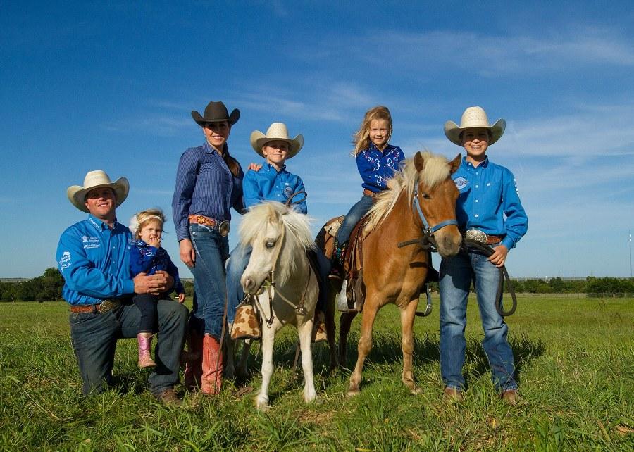 Casey Deary, um texano apaixonado por cavalos desde pequeno que tornou-se um dos maiores nomes da Rédeas no mundo; ele ja veio ao Brasil