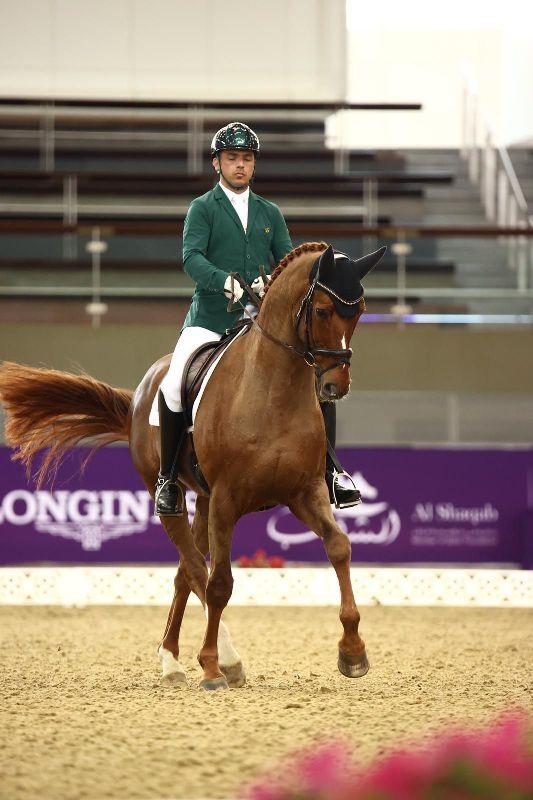 Rodolpho Riskalla é forte candidato a medalha nos Jogos Paralímpicos de Tóquio; con vaga garantida, treina e participa de provas importantes