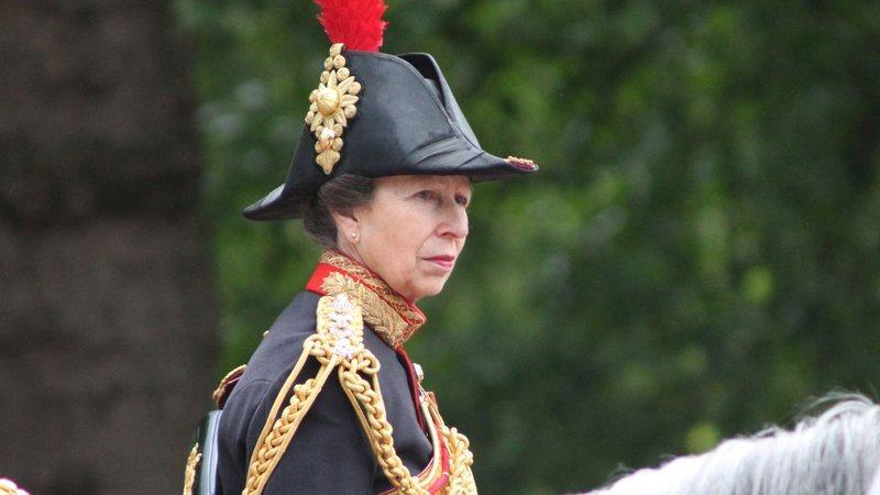 Única filha do casal Elisabeth II e Philip, respectivamente Rainha e Príncipe Consorte, a Princesa Anne herdou da mãe a paixão por cavalos
