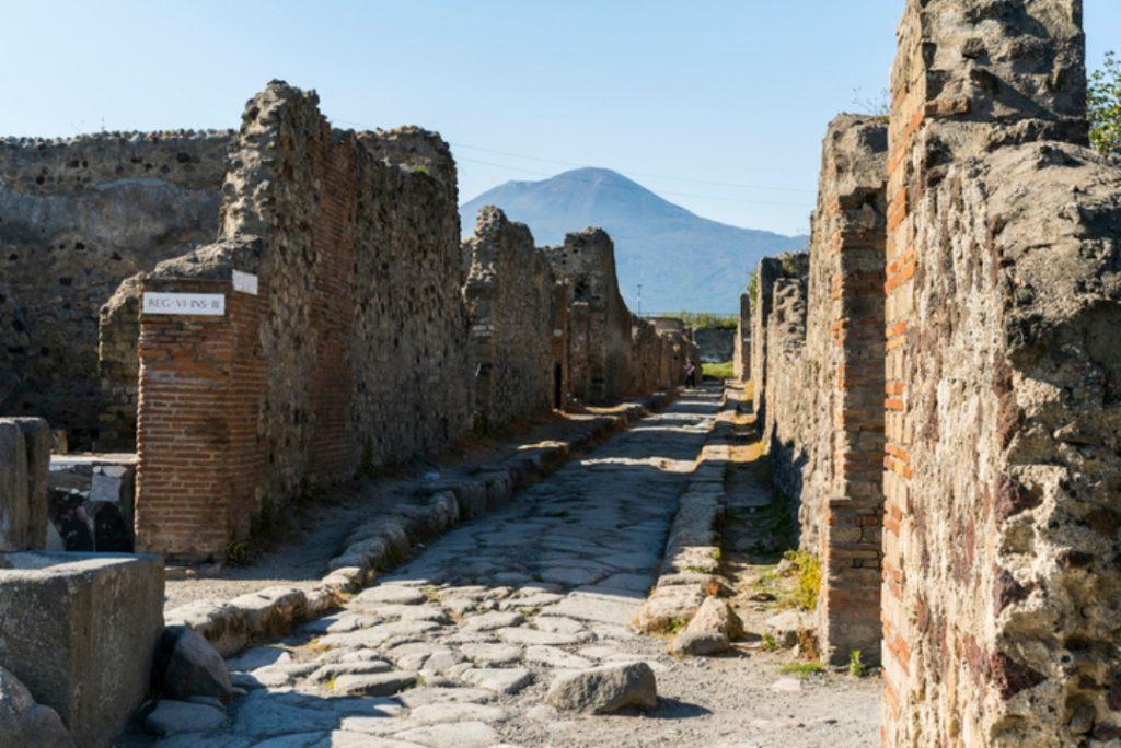 Cavalos puro-sangue: Escavações e restaurações no sítio arqueológico de Pompeia, na Itália, seguem até hoje com importantes descobertas