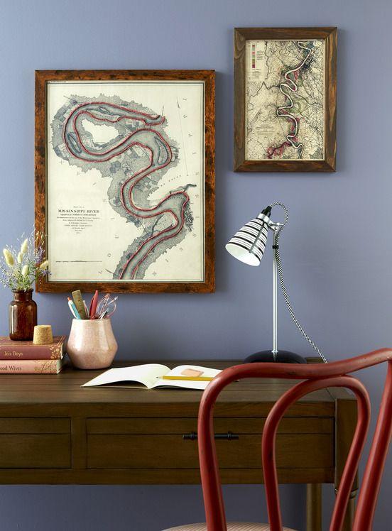 Pinturas, mosaicos e silhuetas, tudo que você pode fazer com suas próprias mãos: Arte na parede adiciona personalidade à sua casa