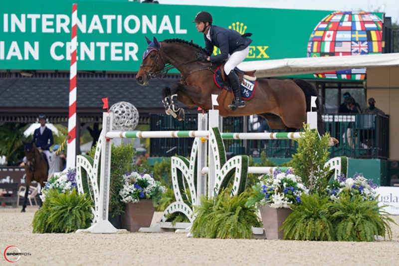 Nilson da Silva garantiu novo índice no Concurso Completo e vem firme em busca da vaga no Time Brasil para a disputa dos Jogos Olímpico!!