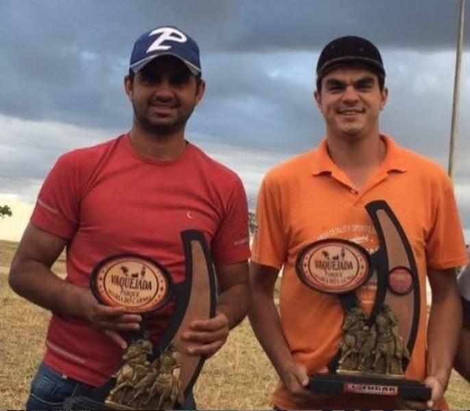 Bicampeão como vaqueiro de puxar do Campeonato Portal Vaquejada, Renan Tobias é destaque do circuito nacional da modalidade