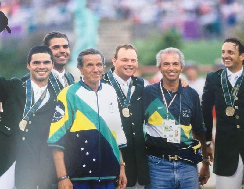 Retrospectiva olímpica: com os Jogos Olímpicos de Tóquio 2021 a pouco mais de três meses do seu início, vamos relembrar os êxitos do Salto
