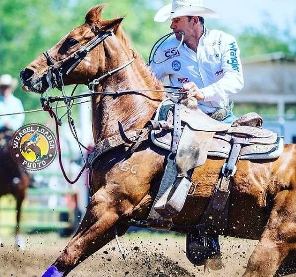 Competidores brasileiros se juntaram a um time de peso para o Clóvis Rodeo, que é um dos rodeios mais tradicionais dos Estados Unidos