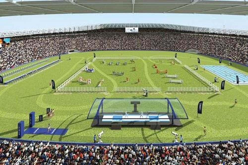 Junto com o Hipismo, o Pentatlo Moderno é um dos únicos esportes olímpicos envolvendo animais; o Brasil tem medalha de bronze/Londres 2012